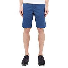 Buy Ted Baker Aksho Geo Print Shorts, Blue Online at johnlewis.com