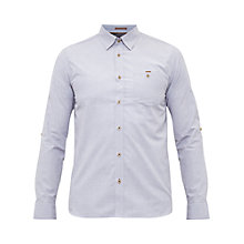Buy Ted Baker Newway Cotton Shirt Online at johnlewis.com