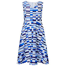 Buy Studio 8 Dita Dress, Blue Online at johnlewis.com