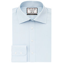Buy Thomas Pink Ackerman Texture Slim Fit Shirt Online at johnlewis.com