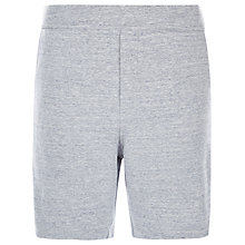 Buy Hamilton and Hare Melange Fleck Shorts, Grey Online at johnlewis.com