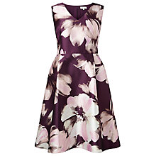 Buy Studio 8 Frankie Floral Print Dress, Multi Online at johnlewis.com