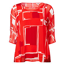 Buy Studio 8 Doris Top, Chilli Online at johnlewis.com