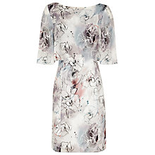 Buy Reiss Oriana Printed Dress Online at johnlewis.com