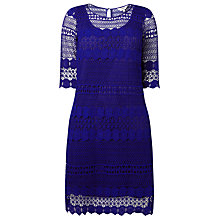 Buy Studio 8 Cynthia Dress, Ultra Violet Online at johnlewis.com