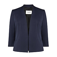 Buy Studio 8 Priya Jacket, Navy Online at johnlewis.com