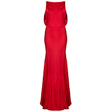 Buy Ghost Cleo Dress, Red Online at johnlewis.com