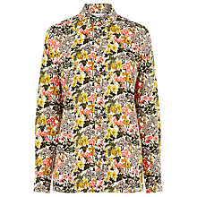 Buy Warehouse Garden Posey Casual Shirt Online at johnlewis.com