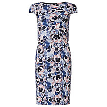 Buy Phase Eight Pansy Print Dress, Multi Online at johnlewis.com