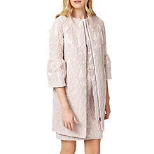 Buy Phase Eight Janie Coat, Petal Online at johnlewis.com
