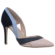 Buy Miss KG Ceile Pointed Toe Court Shoes, Nude Online at johnlewis.com
