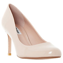 Buy Dune Aggilera Stiletto Heeled Court Shoes Online at johnlewis.com