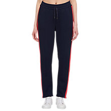 Buy Whistles Slim Joggers, Navy Online at johnlewis.com