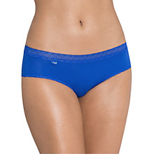 Buy Sloggi EverNew Lace Hipster Briefs Online at johnlewis.com