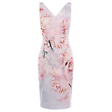 Buy Coast Floral Shift Dress, Multi Online at johnlewis.com