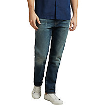 Buy Levi's Made & Crafted Tack Slim Selvedge Jeans, Maestra Online at johnlewis.com