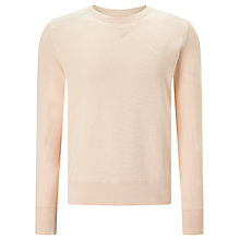 Buy Levi's Made & Crafted Crew Neck Sweatshirt, Bisque Online at johnlewis.com