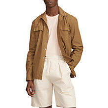 Buy Levi's Made & Crafted Military Shirt, Riptop Online at johnlewis.com