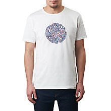 Buy Pretty Green Campais Logo T-Shirt Online at johnlewis.com