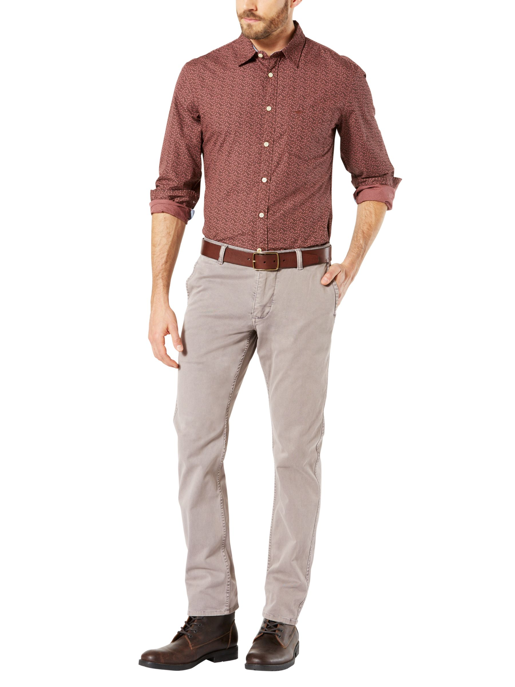 Dockers Dockers New Bic Slim Tapered Trousers