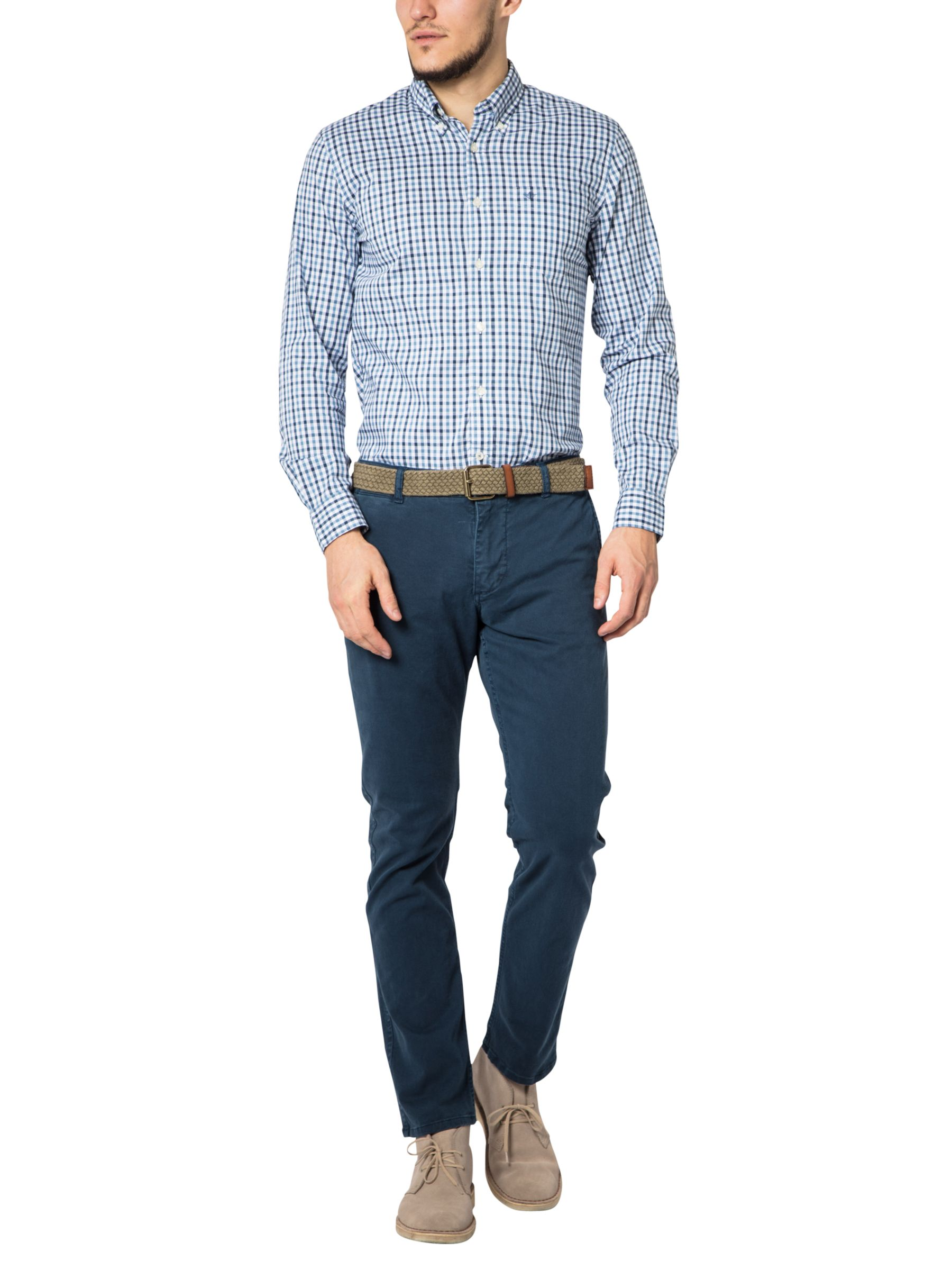 Dockers Dockers New Bic Mist Wash Stretch Twill Slim Tapered Chinos, Moonlit Ocean