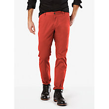 Buy Dockers Alpha Stretch Twill Slim Tapered Trousers Online at johnlewis.com