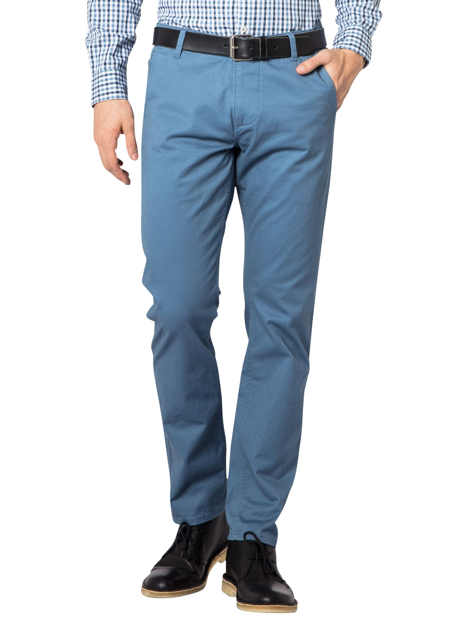 Dockers Dockers Bic Alpha Original Slim Tapered Stretch Twill Chinos, Copen Blue
