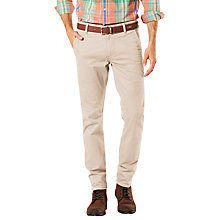 Buy Dockers Bic Alpha Original Skinny Stretch Twill Chinos Online at johnlewis.com