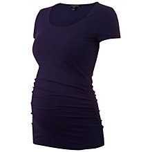 Buy Isabella Oliver Scoop Neck Maternity Top Online at johnlewis.com
