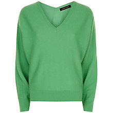 Buy Jaeger Cashmere V-Neck Jumper Online at johnlewis.com