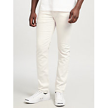 Buy Edwin ED-55 Relaxed Tapered Jeans, Tuscan PFD Denim Online at johnlewis.com