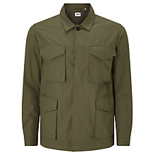 Buy Edwin Corporal Field Jacket, Military Green Online at johnlewis.com