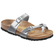 Buy Birkenstock Mayari Multi Strap Sandals Online at johnlewis.com