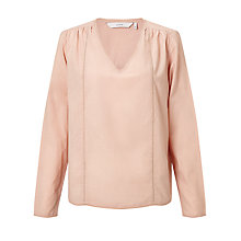 Buy Numph Hope Blouse, Rose Online at johnlewis.com