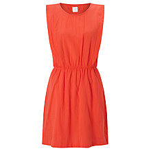 Buy Des Petits Hauts Toupsy Dress, Sanguine Online at johnlewis.com