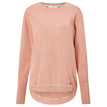 Buy Numph Nikoliana Sweatshirt, Cameo Brown Online at johnlewis.com