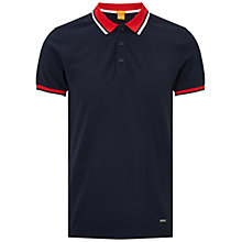 Buy BOSS Orange Pay Slim Fit Polo Shirt Online at johnlewis.com