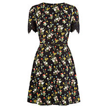 Buy Oasis Spring Bouquet Skater Dress, Multi Online at johnlewis.com