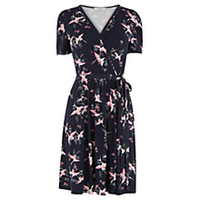 Buy Oasis Crane Conversational Dress, Multi Online at johnlewis.com
