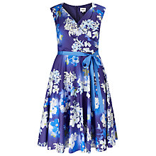 Buy Studio 8 Charlene Dress, Blue Online at johnlewis.com