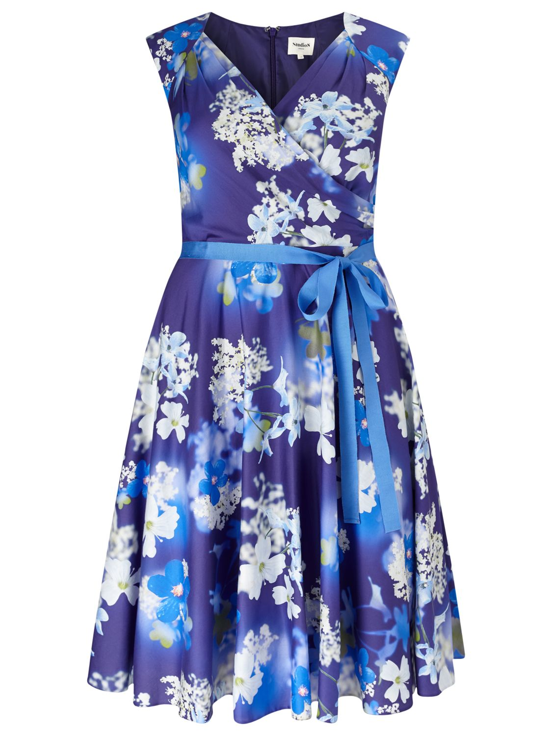 Studio 8 Studio 8 Charlene Dress, Blue