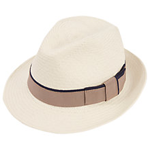 Buy Christys' Eynsham Panama Hat, Natural Online at johnlewis.com