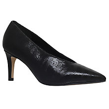 Buy Carvela Autobann Pointed Toe Court Shoes Online at johnlewis.com