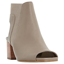 Buy Dune Jericho Block Heeled Sandals Online at johnlewis.com