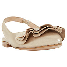 Buy Dune Candy Candy Ruffle Flat Shoes Online at johnlewis.com