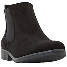 Buy Dune Prompt Suede Ankle Boots Online at johnlewis.com