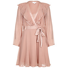 Buy Ghost Sienna Dress, Fudge Online at johnlewis.com
