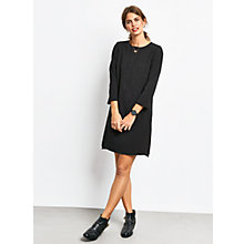 Buy hush Fearne Dress, Black Online at johnlewis.com