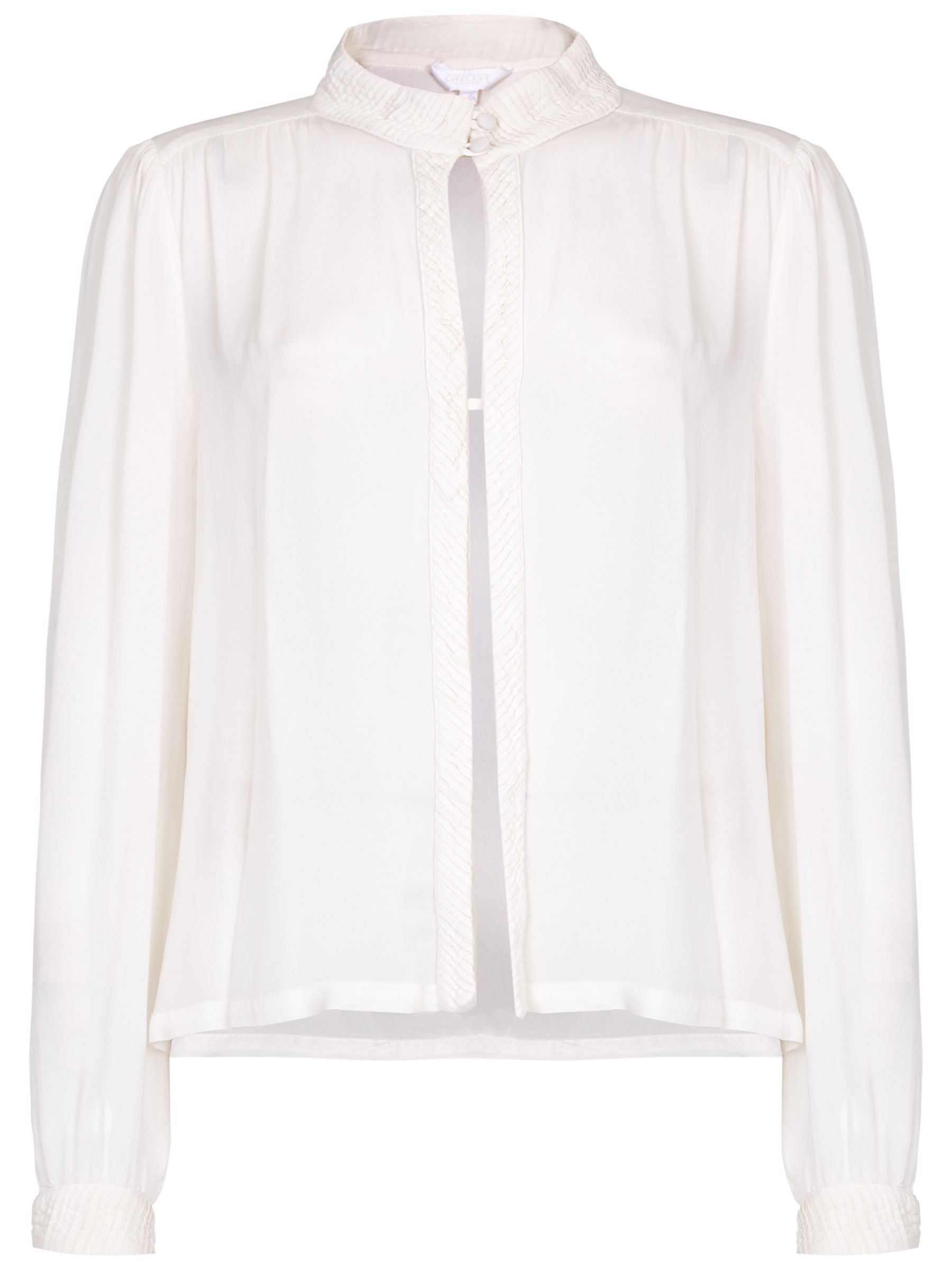 Ghost Ghost Cruz Blouse, Winter White