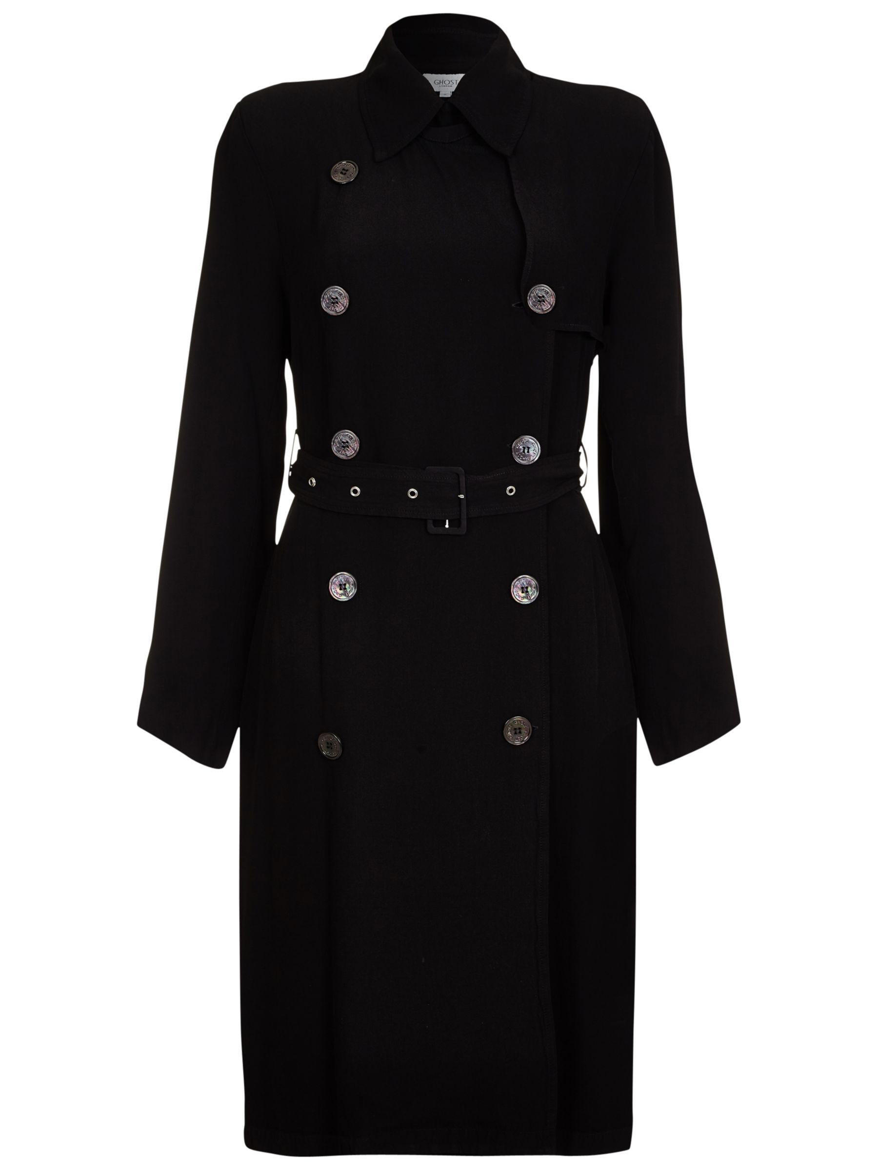 Ghost Ghost Darcey Trench, Black